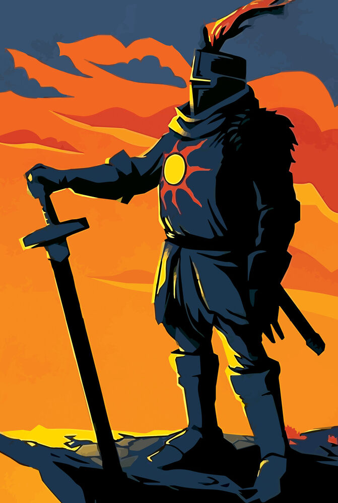 Solaire Of Astora Sun Dark Souls Sola...