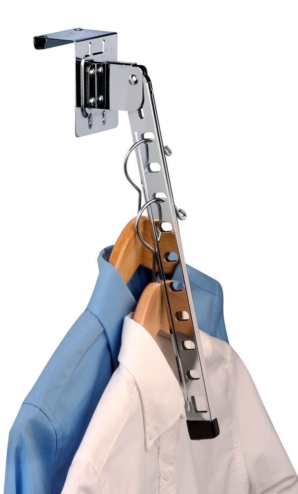 Clothes Hanging System Laundry Drying Rack Durable Storage
