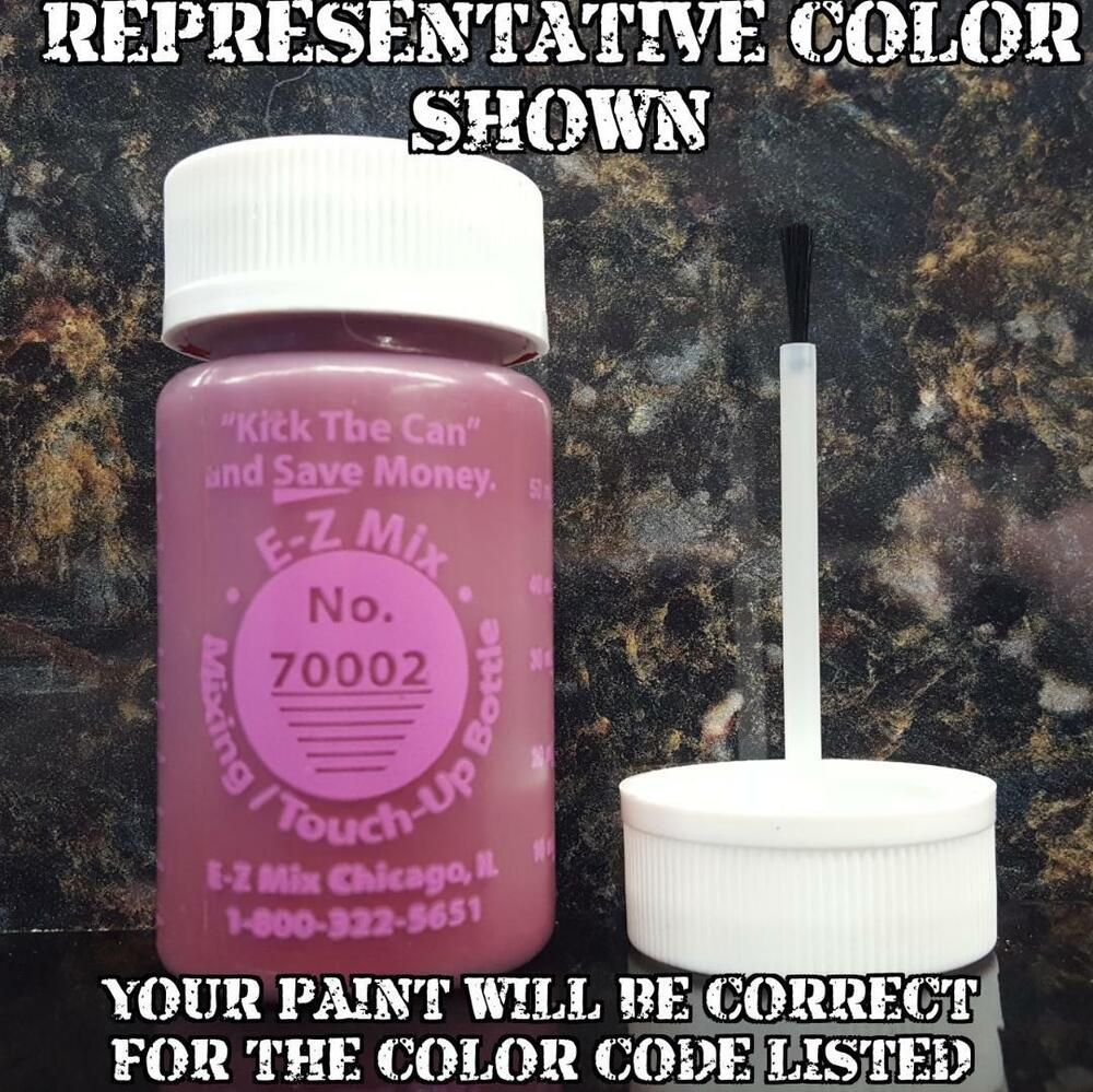 Where To Buy Touch Up Paint For Your Car