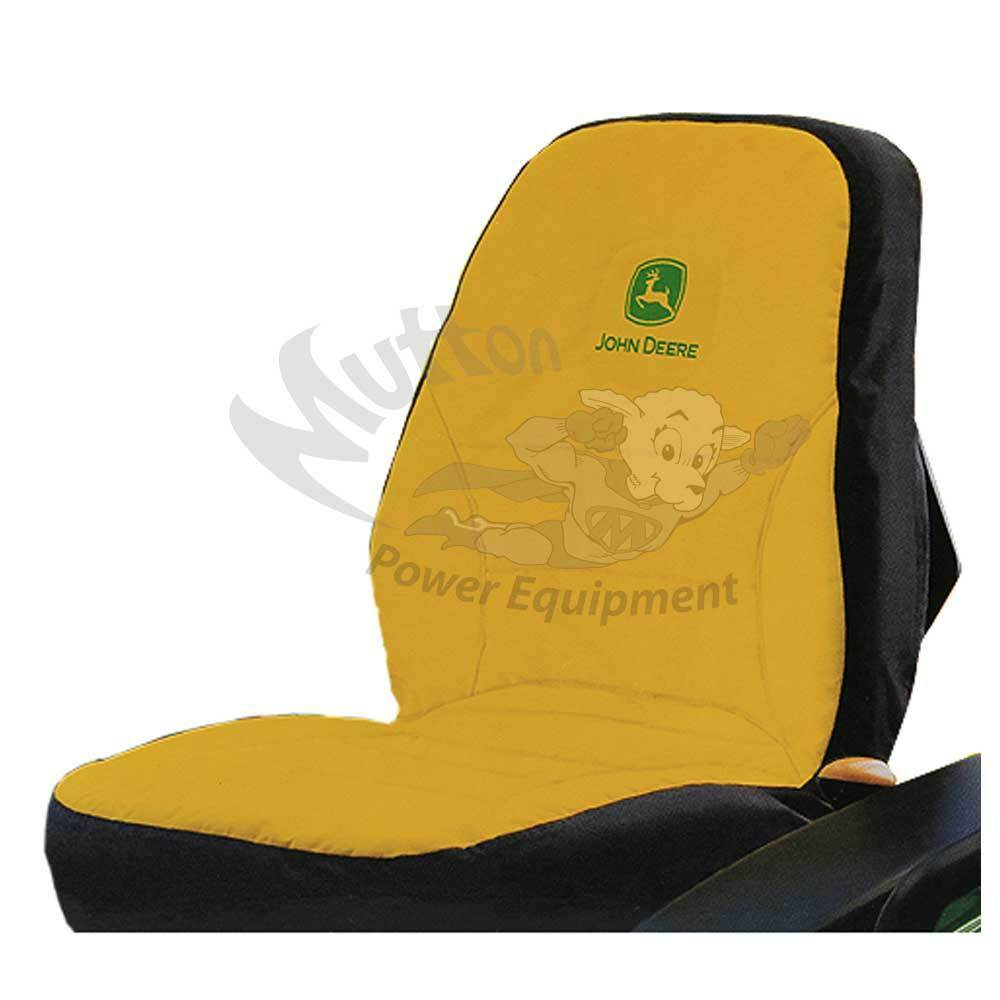 Replacement Tractor Seat Covers : John deere quot compact utility tractor seat cover large