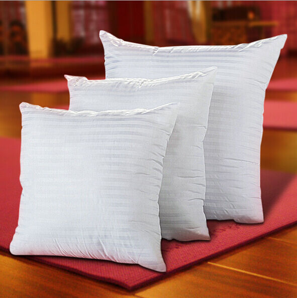 White Throw Pillow Cushion Sofa Waist Pillowcase Filler Inner Pad Square Insert eBay
