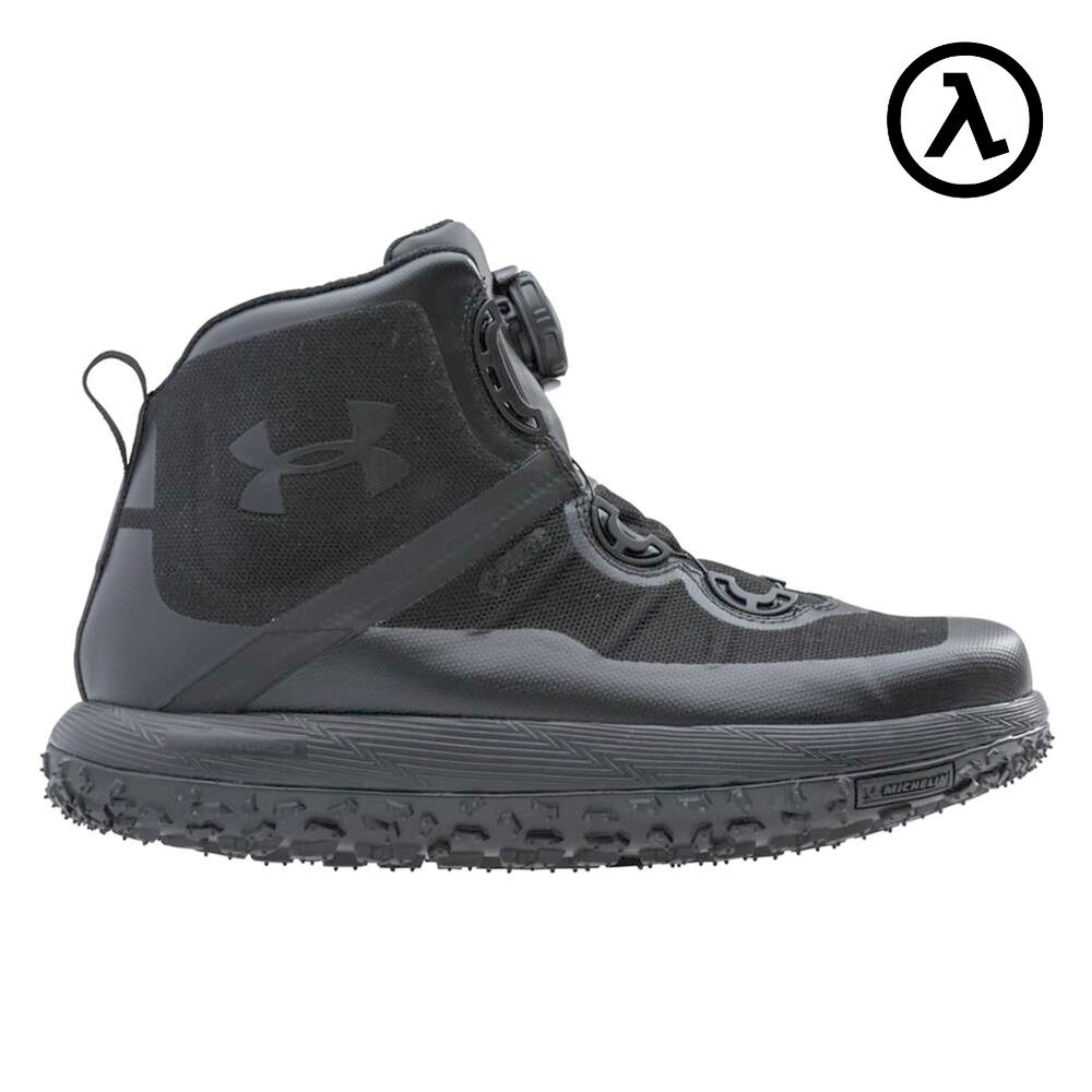 Under Armour Ua Fat Tire Gore Tex 174 Boots 1262064 Black