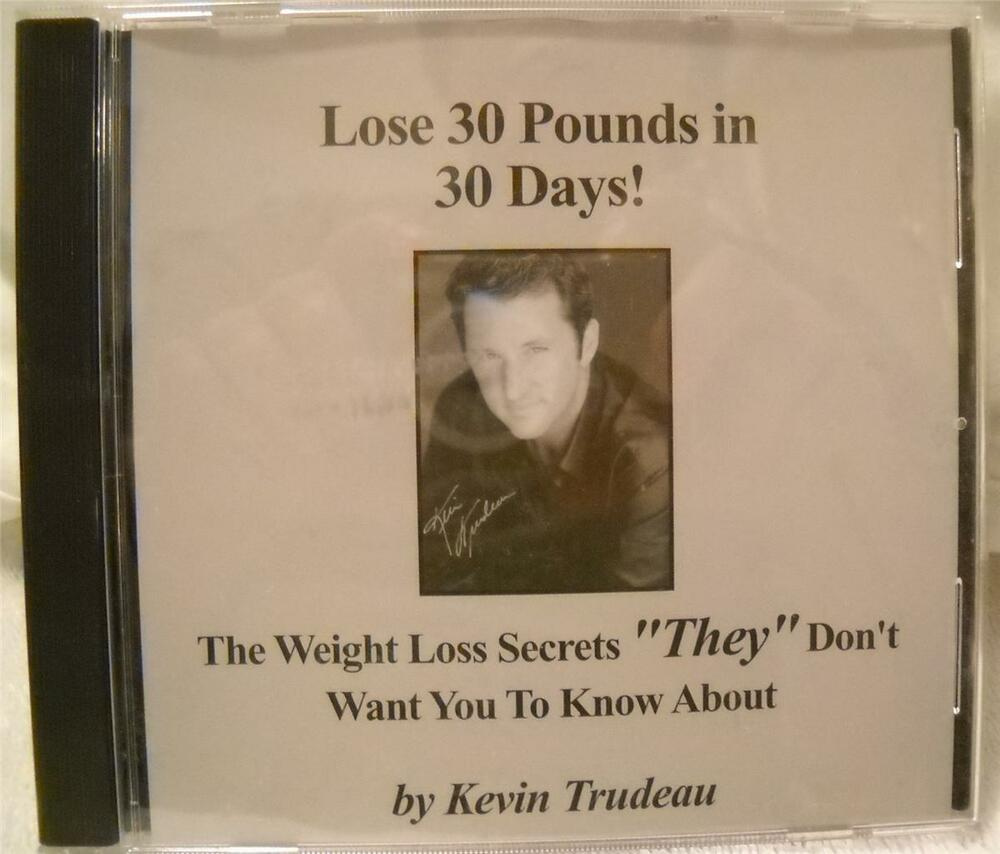 Kevin Trudeau Natural Cures Audiobook