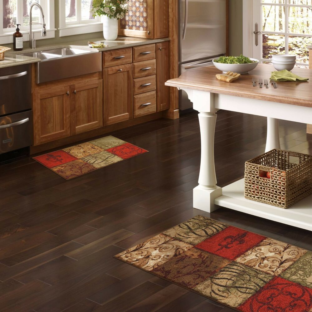 Tuscany Kitchen Runner & Accent Rug High-Traffic Premium