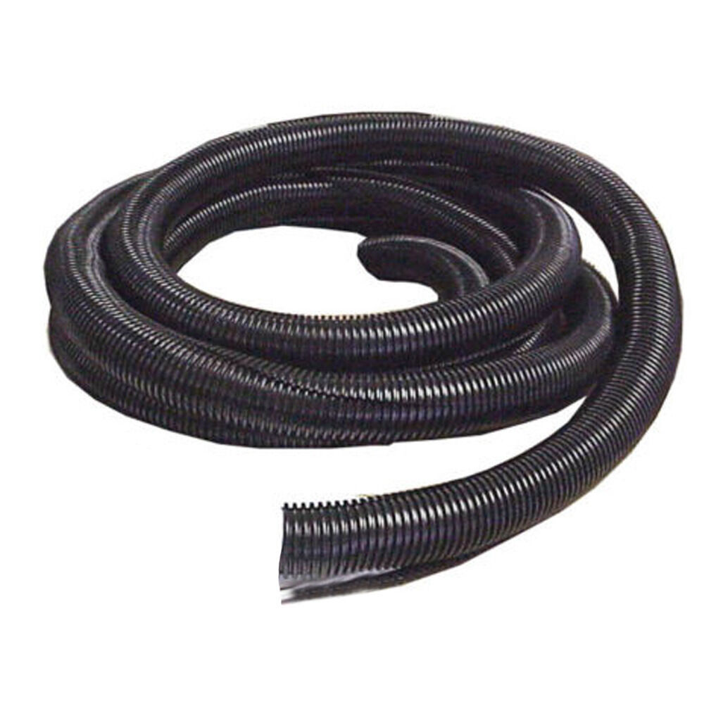 Flexible Wire Tubing : Feet quot mm black split loom wire flexible tubing