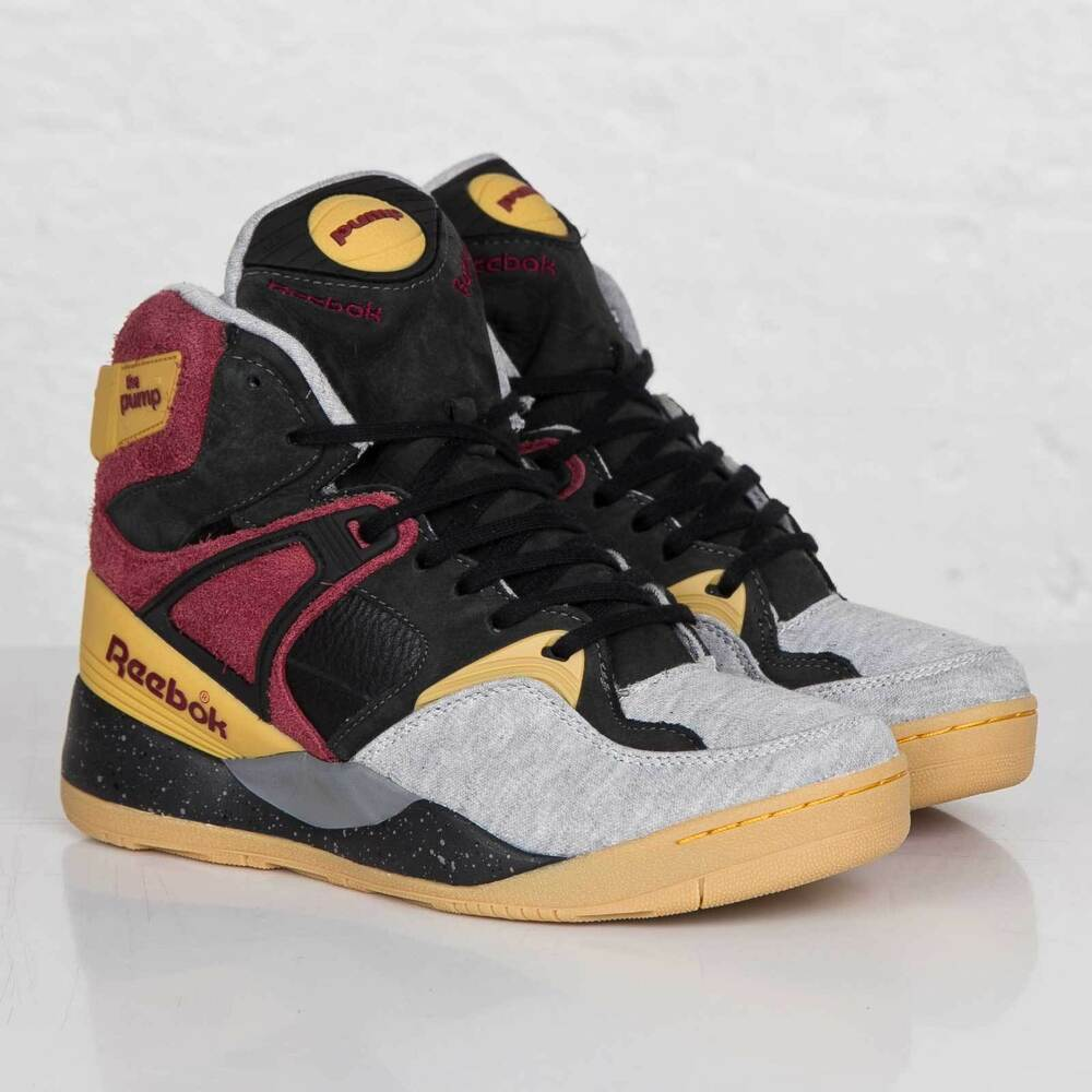 reebok bodega the pump certified retro basketball shoes. Black Bedroom Furniture Sets. Home Design Ideas