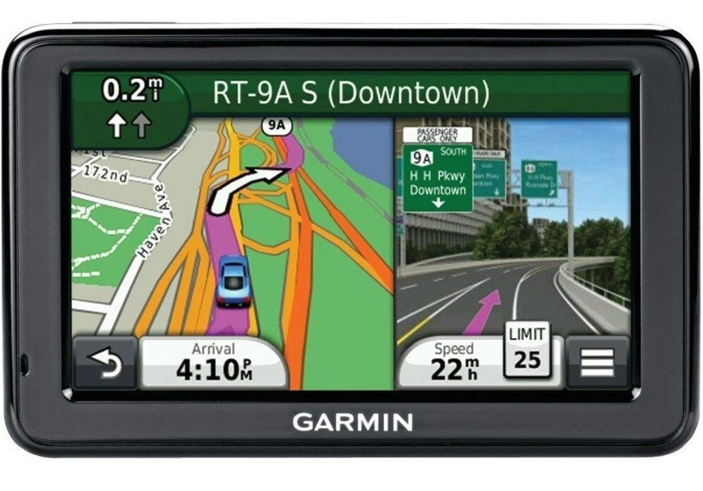 garmin nuvi 2597lm 5 bluetooth portable gps head unit only 010 01123 30 753759999780 ebay. Black Bedroom Furniture Sets. Home Design Ideas