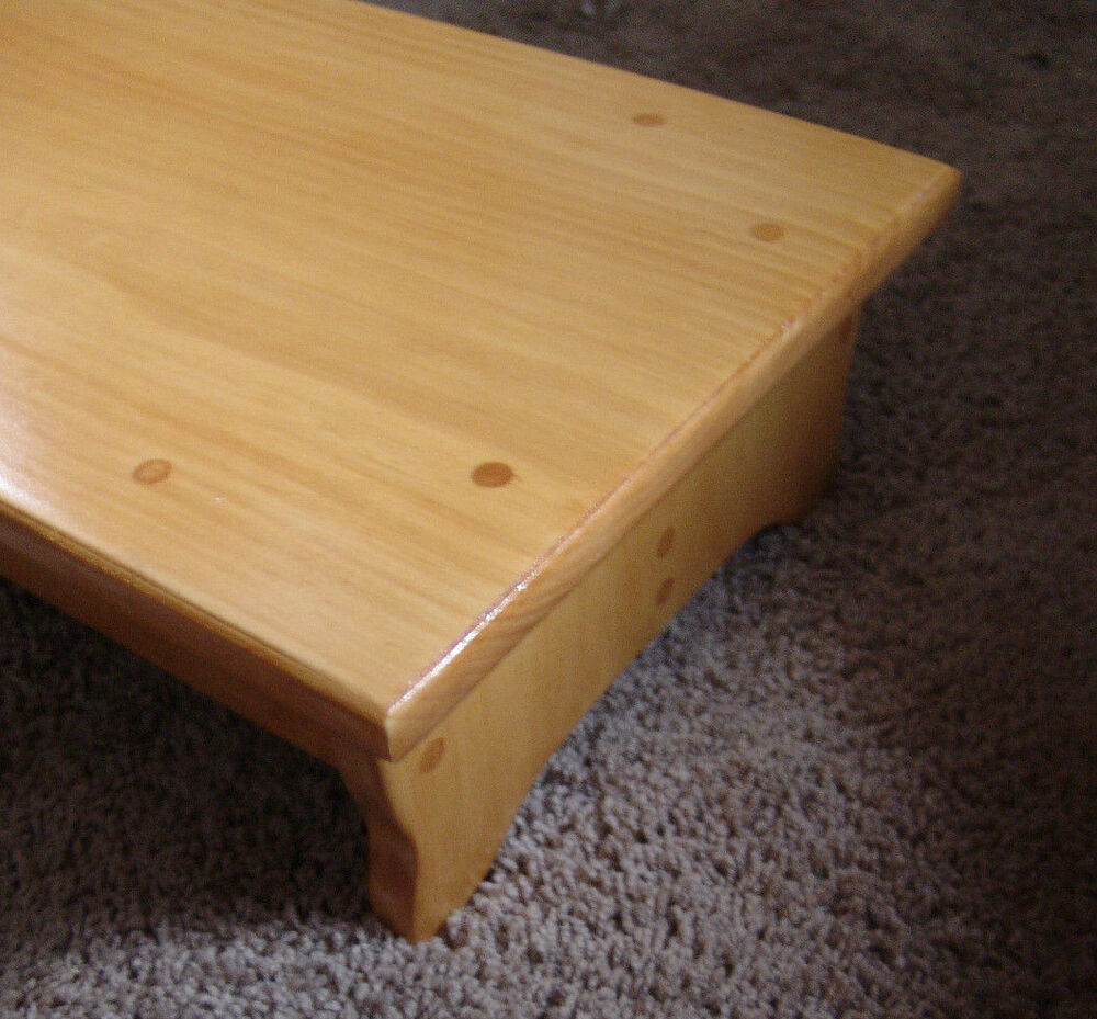 Custom Color 6 Quot H Handcrafted Heavy Duty Step Stool 24