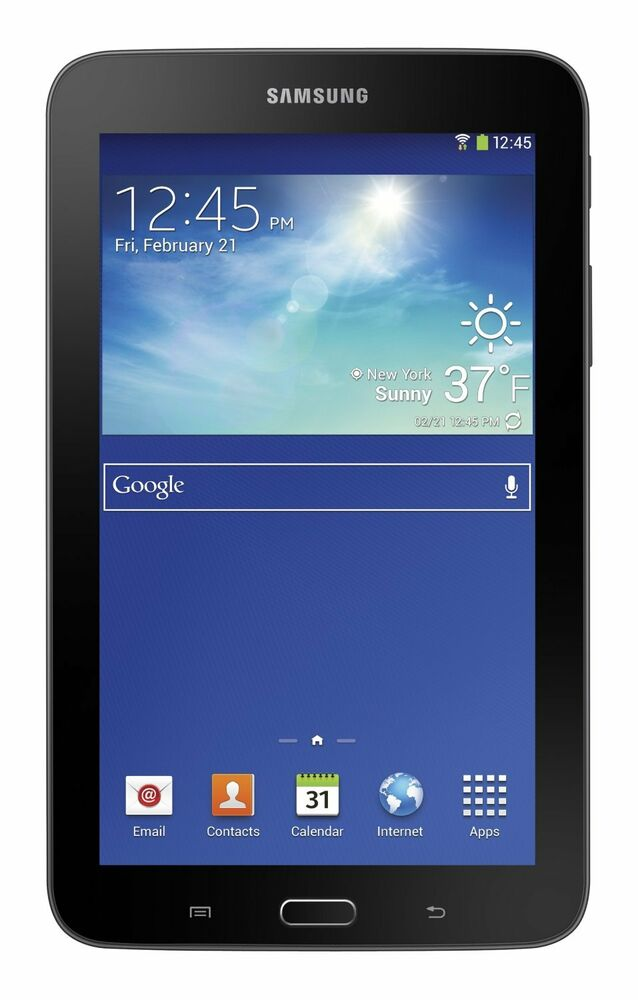 samsung galaxy tab 3 lite 7 8gb gps wi fi android tablet. Black Bedroom Furniture Sets. Home Design Ideas