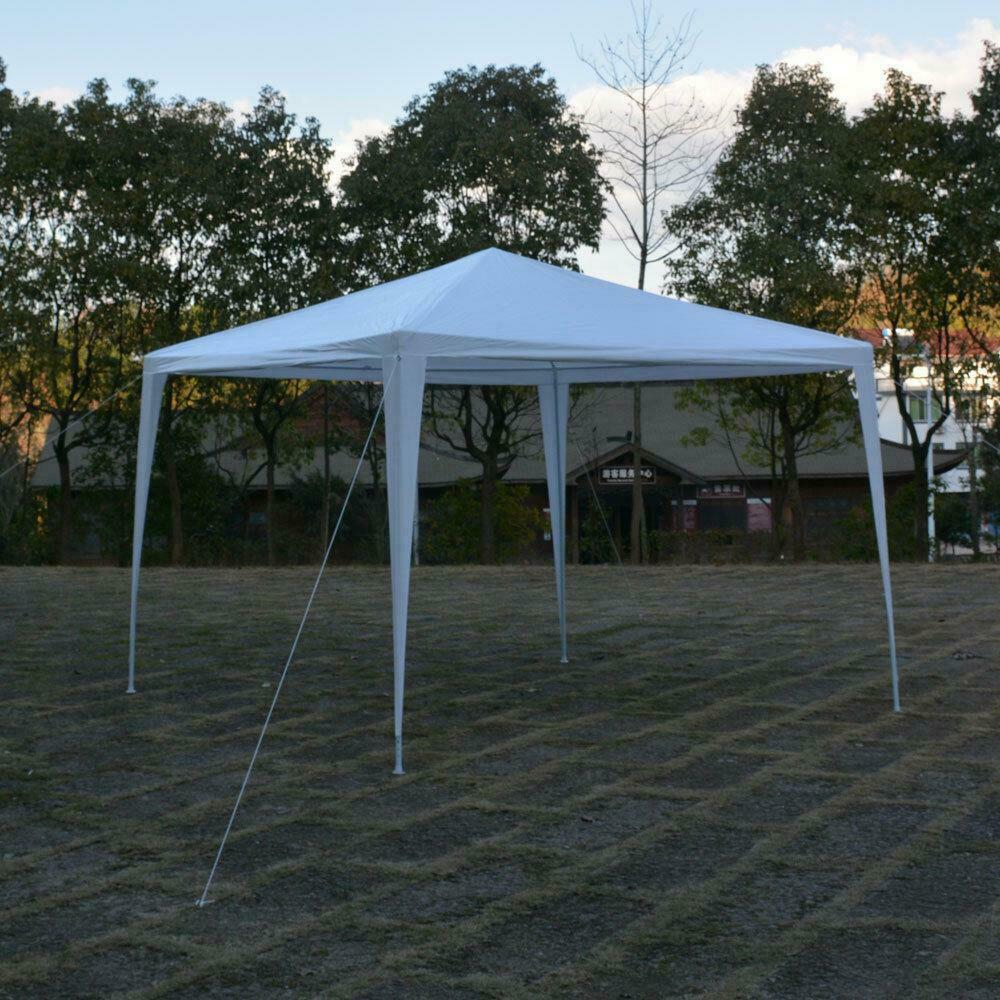 Heavy Duty Instant Canopy : X outdoor canopy wedding party tent gazebo heavy