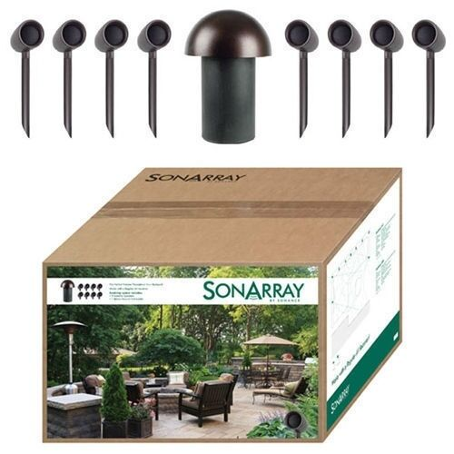 NEW SONARRAY SR1 Sonance Outdoor Speaker System with 8