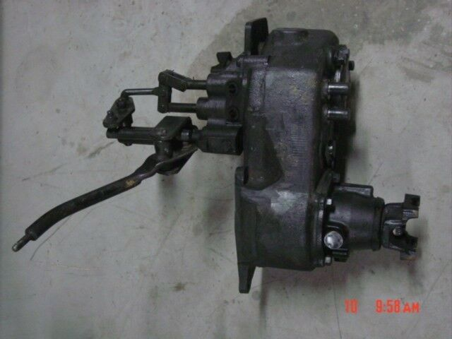 Transfer Case Parts >> 76-79 Jeep CJ Dana 20 transfer case 4x4 assembly for T150 3 speed T14 T15 | eBay