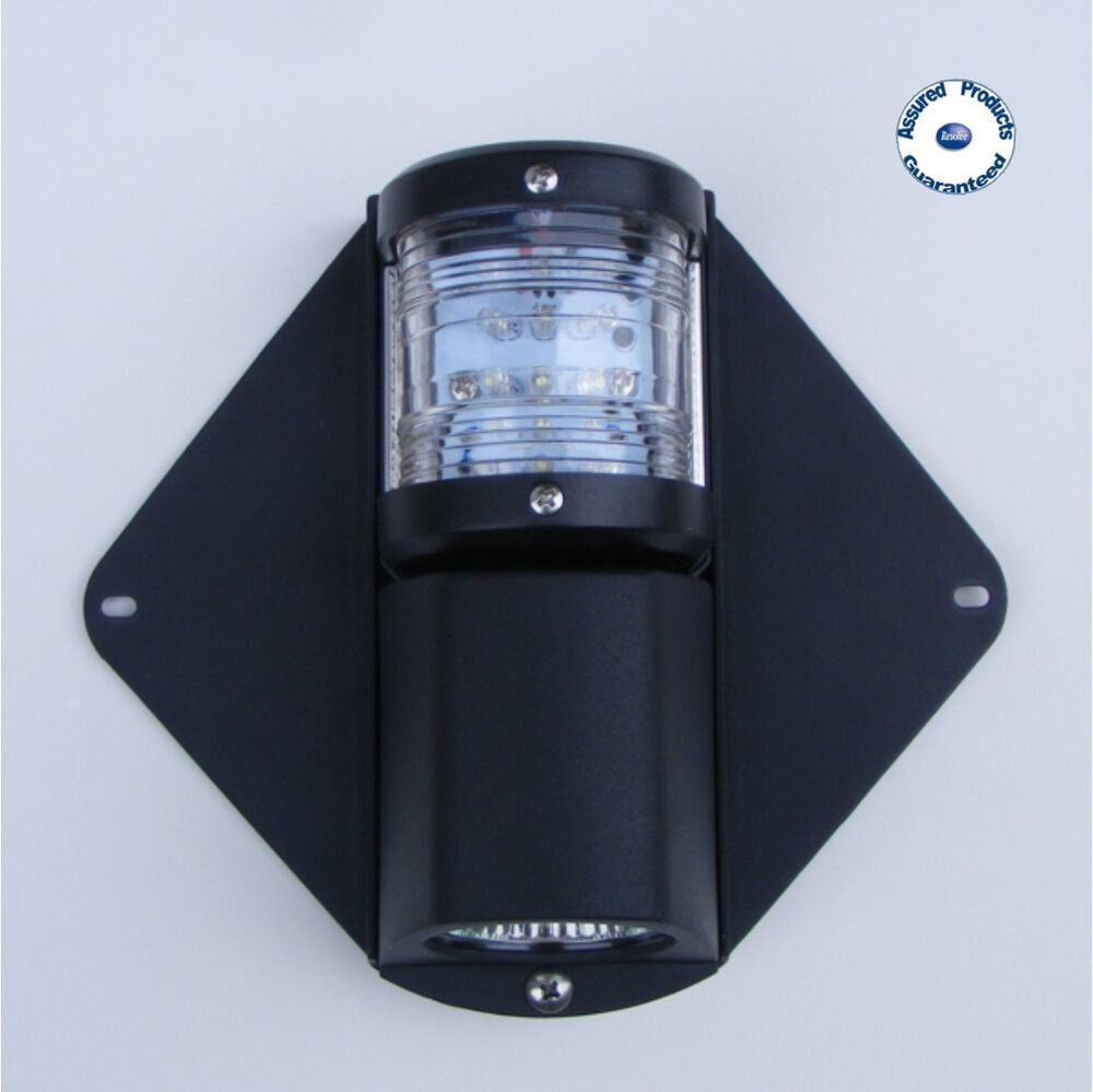 Led combined masthead steaming navigation deck light for Led deckenlicht