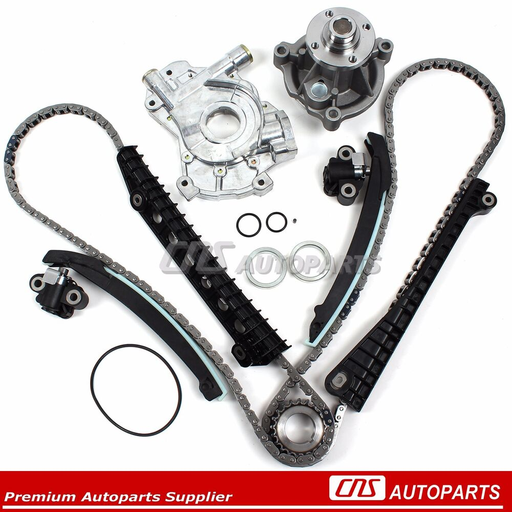 98-06 FORD V8 SOHC 5.4L 16V Timing Chain Water Pump & Oil