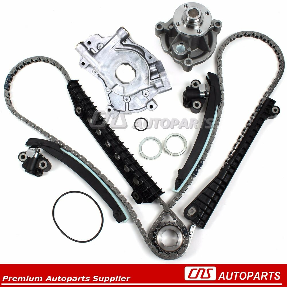 02 5.4L FORD E-150 F-150 EXPEDITION Timing Chain