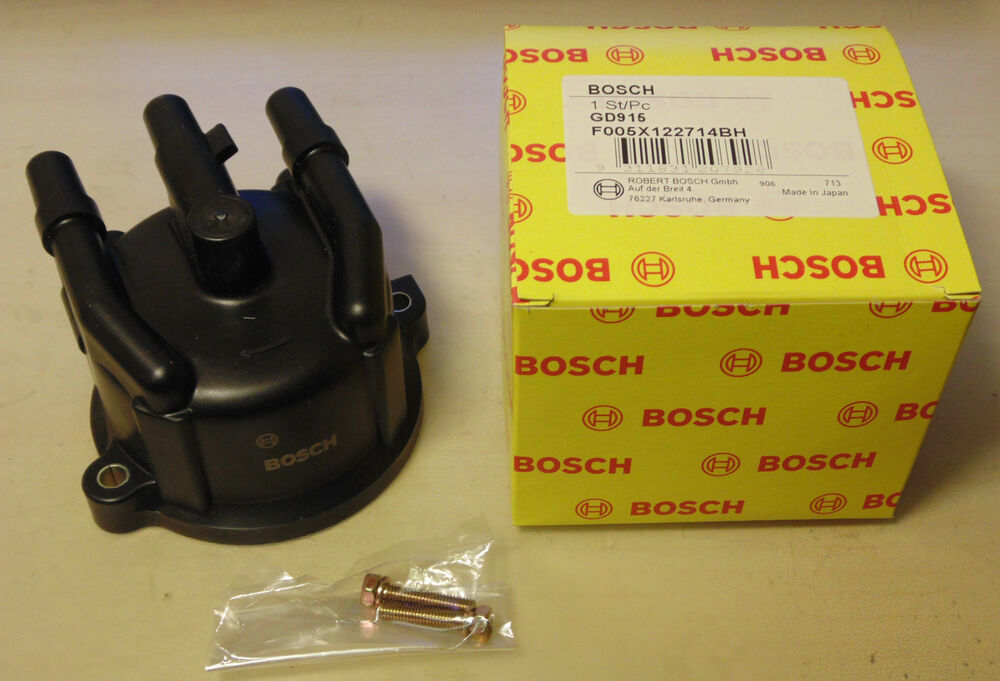 Bosch Distributor Cap For 4age 16v Smallport 100kw Toyota