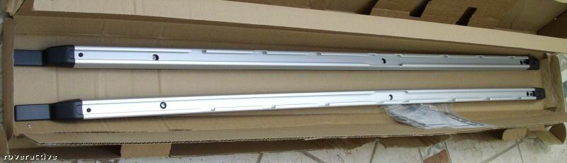 Land Rover Brand Oem Lr3 Lr4 Discovery 3 Or 4 Chrome Roof