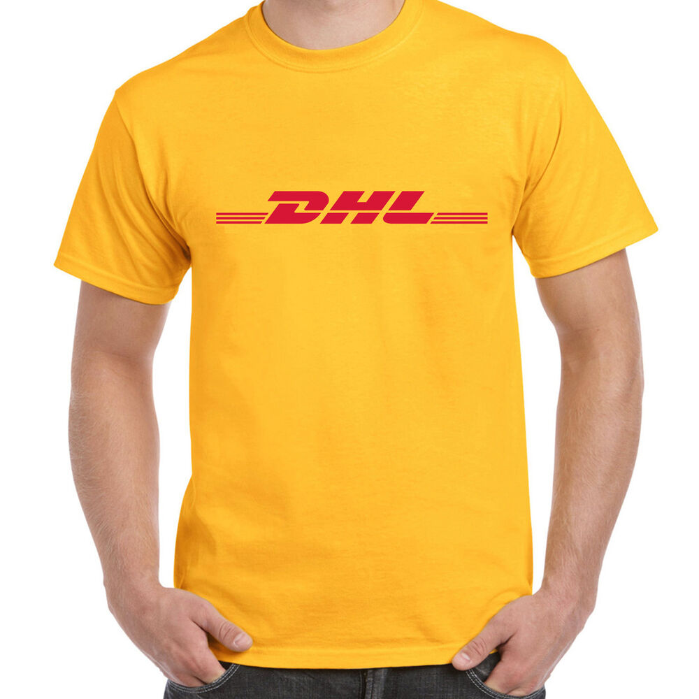Dhl not vetements unisex t shirt small 2xl fancy dress ebay for Shirts with small logos
