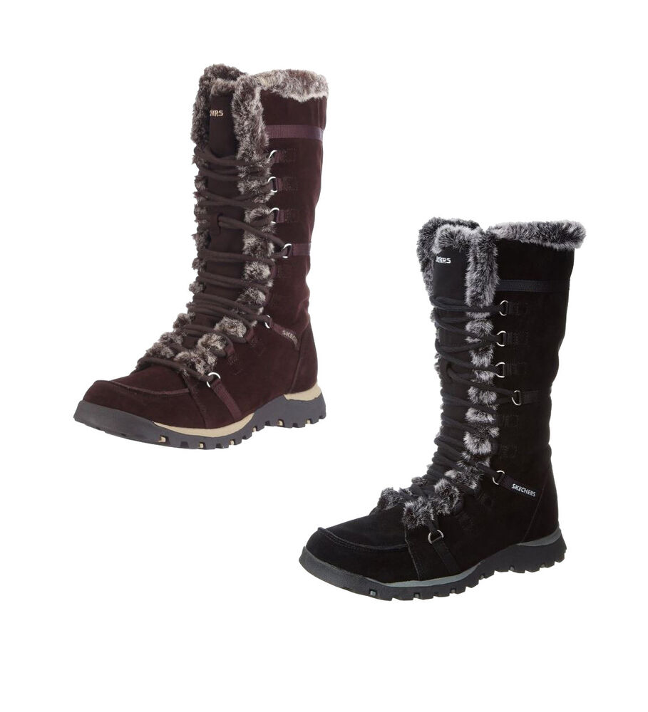 skechers s grand jams unlimited winter snow boots 2