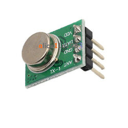 433Mhz Wireless Transmitter ASK DC 3-12V Perfect for Arduino/ARM/AVR
