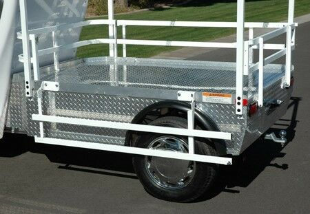 Polaris Chrysler Gem Car Longbed Long Bed Utility Cart