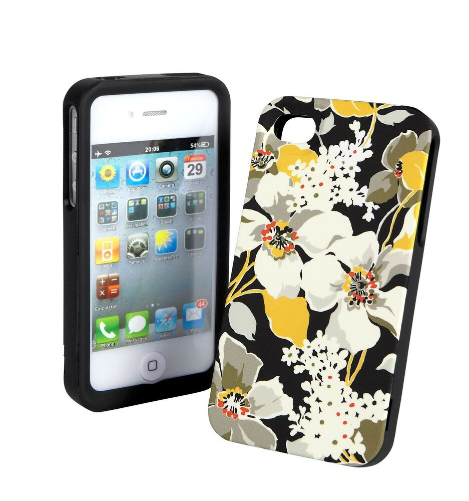 iphone 4s accessories vera bradley hardshell for iphone 4s or iphone 4 ebay 9987