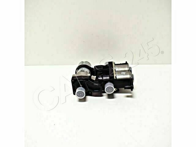 genuine bmw e38 e39 hvac heater control valve with water