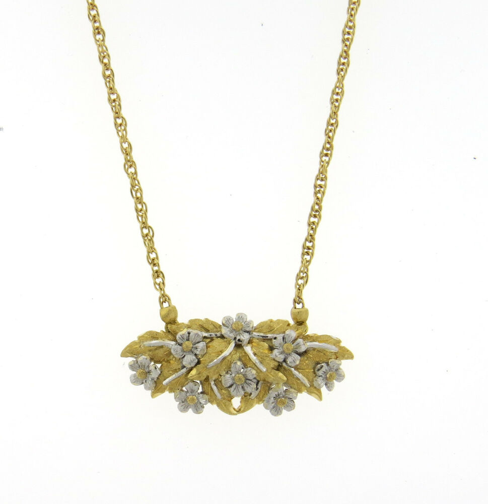 Buccellati 18k Gold Flower Motif Pendant Necklace  Ebay. Braided Cord Necklace. Spiral Rings. 71 Carat Diamond. Enamelled Brooch. Cord Necklace. Aurora Rings. Mans Watches. Braided Engagement Rings