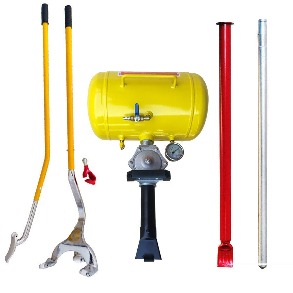 A+5 Gallon Bead seater Tire demount tool Tire slide hammer combo 3 in one | eBay
