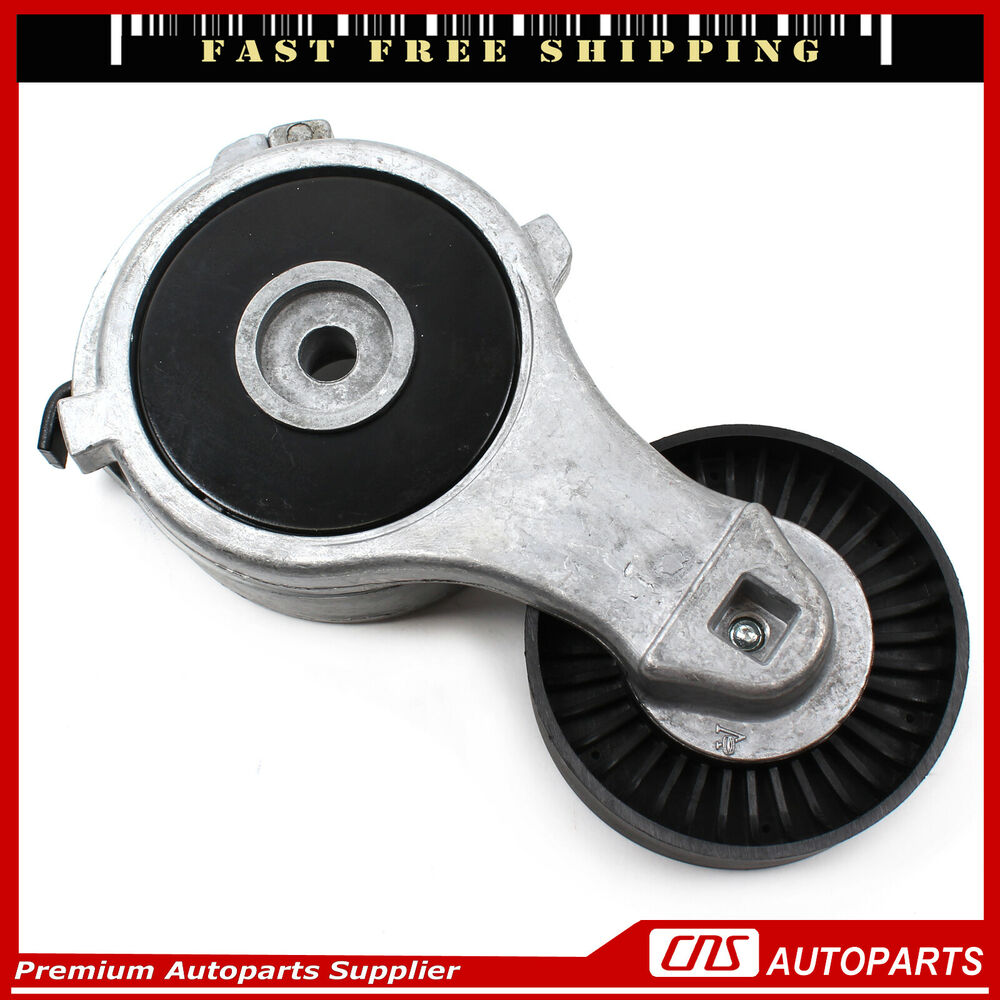 Dodge Dynasty 1990 Idler Tensioner Pulley: Serpentine Belt Tensioner+Pulley For Chevy S10 GMC S15