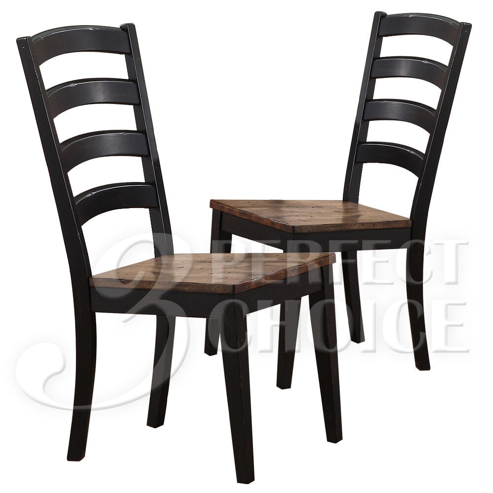 Cambridge Country Dining Side Chair Set Of 2 Distressed
