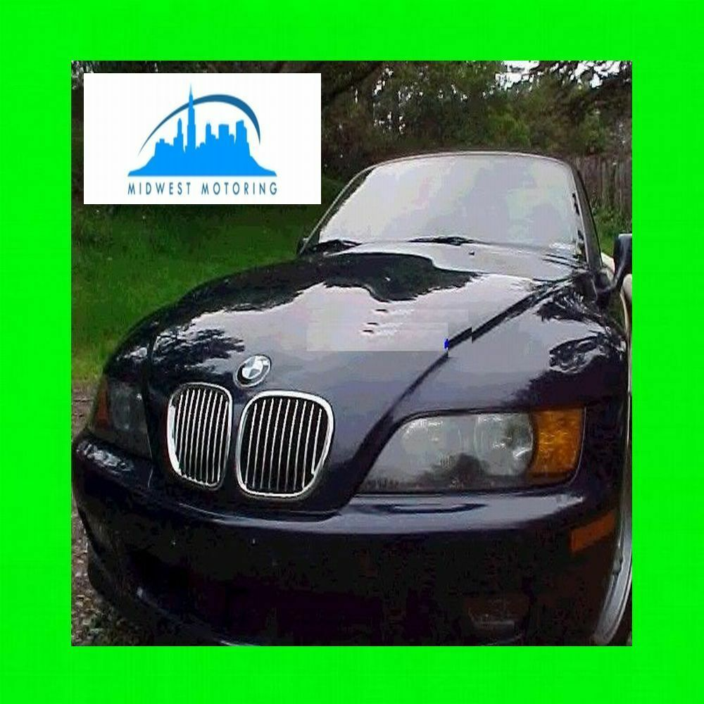 1996 2003 Bmw Z3 Chrome Trim For Grille Grill W 5yr Warranty Ebay