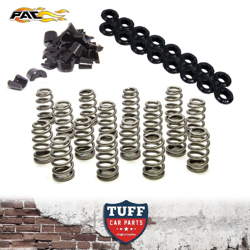 Ls1 Psi Valve Springs: Pac 1219 Valve Spring Kit + Locks Retainers LS1 LS2 L98