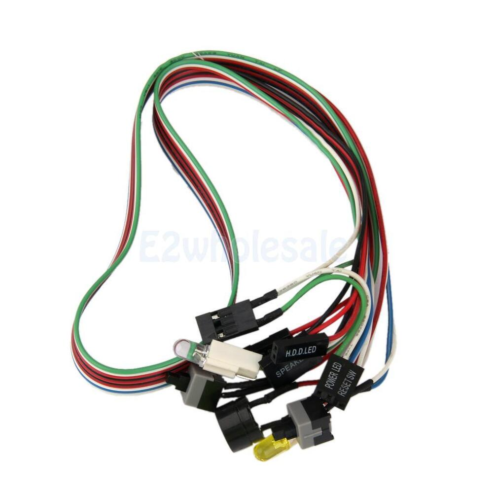Parts Of Electrical Cables : Power cable on off switch reset button replacement parts