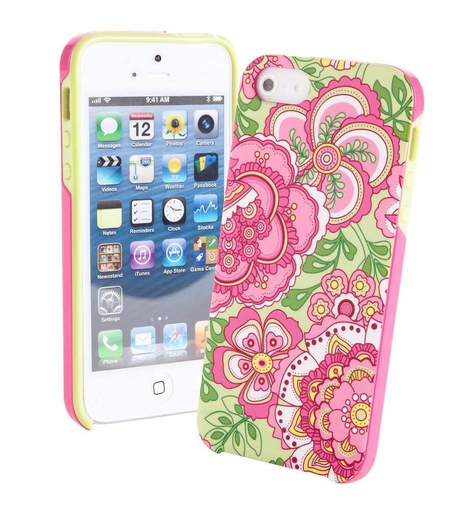 ebay iphone 5 cases vera bradley hybrid hardshell phone for iphone 5 ebay 9536