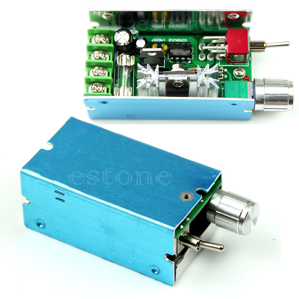 Hot pwm speed motor controller reversible control switch for Rheostat motor speed control