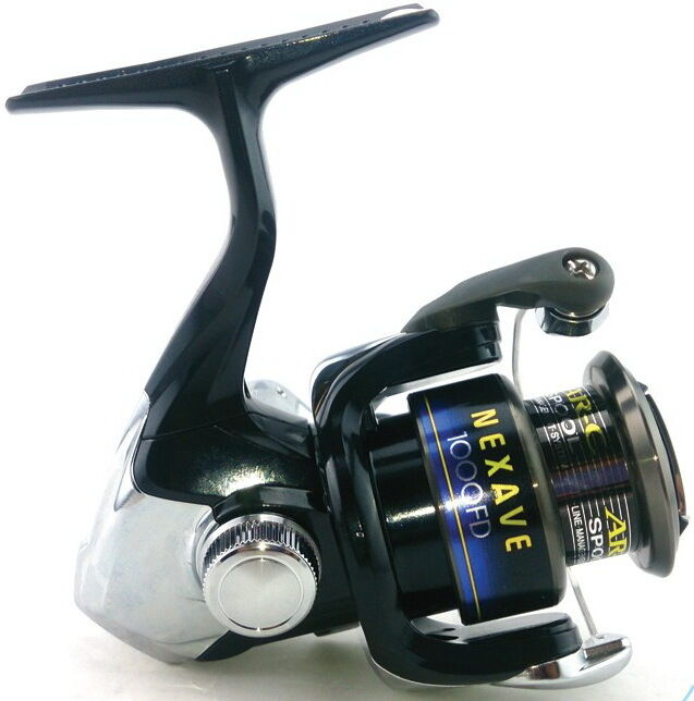Shimano nexave 1000fd spinning reel fishing new 2017 ebay for Ebay fishing reels