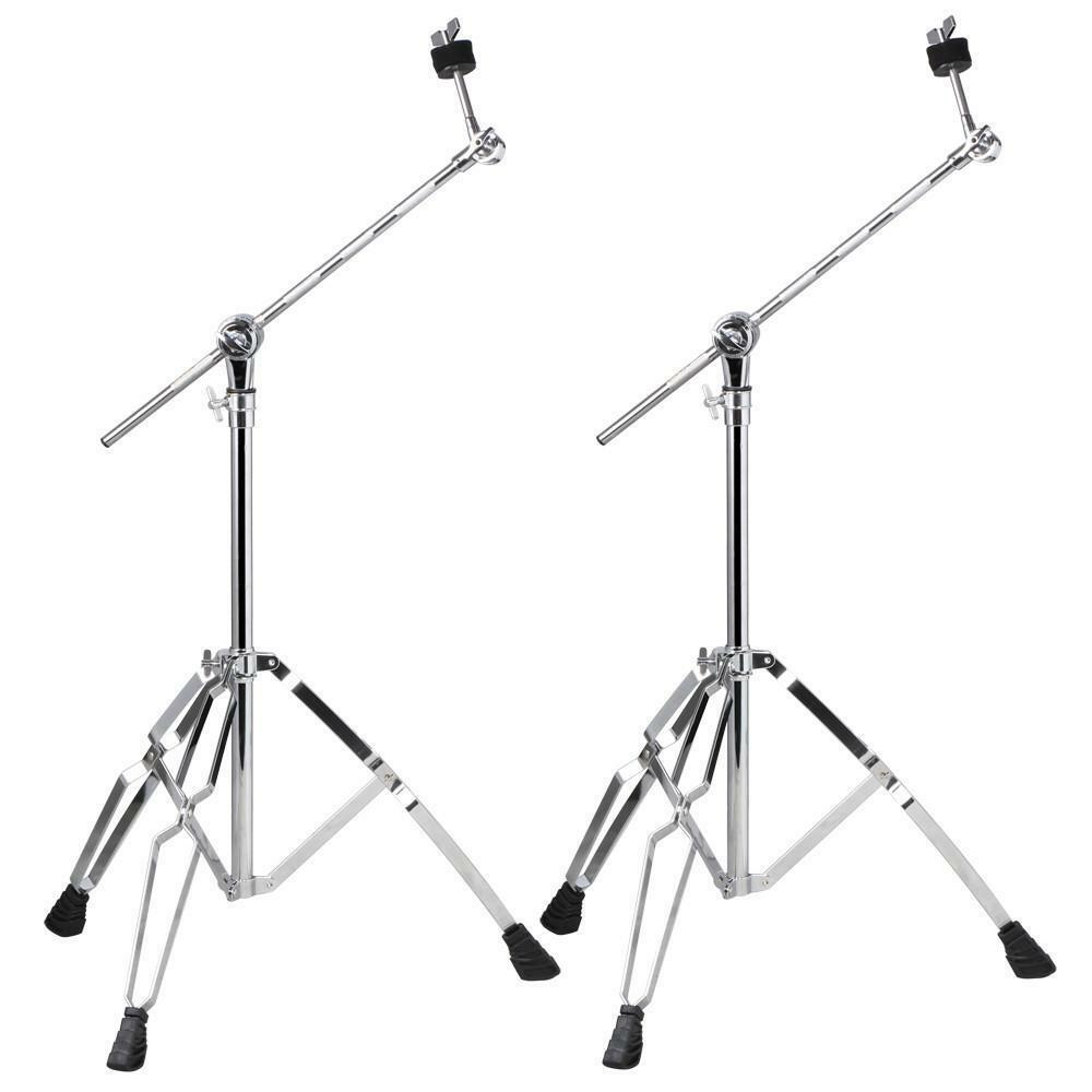 Cymbal boom stands drum hardware percussion double braced for Stand pack