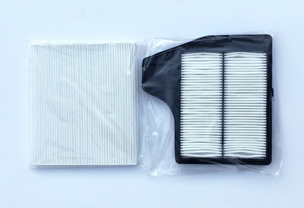 Combo Set Engine Air Filter Amp Cabin Filter For Nissan