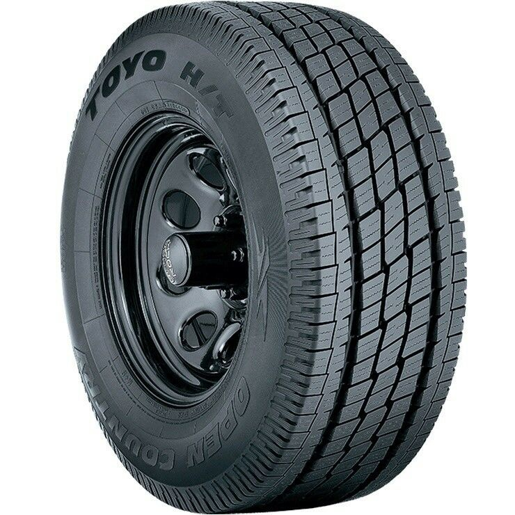 4 New P 265  70r17 Toyo Open Country H  T Tires 265 70 17