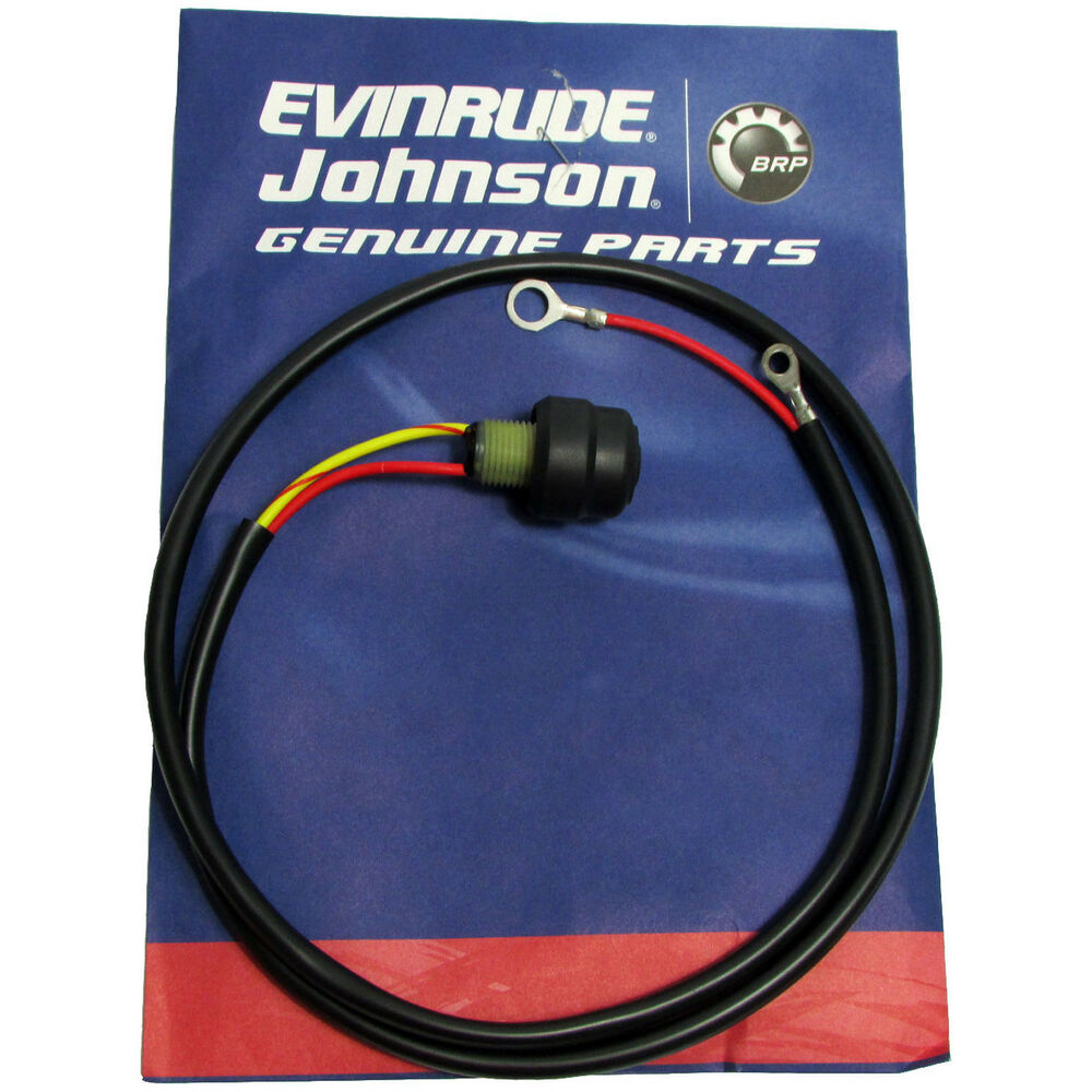 Evinrude  Johnson New Oe Tiller Handle Start Stop Switch