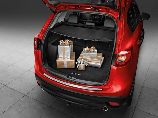 mazda cx 5 2013 2016 new oem rear retractable cargo tonneau cover kd33 v1 350a ebay. Black Bedroom Furniture Sets. Home Design Ideas