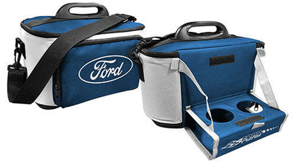 Ford Portable Cooler Bag with Pull Down Drink Tray