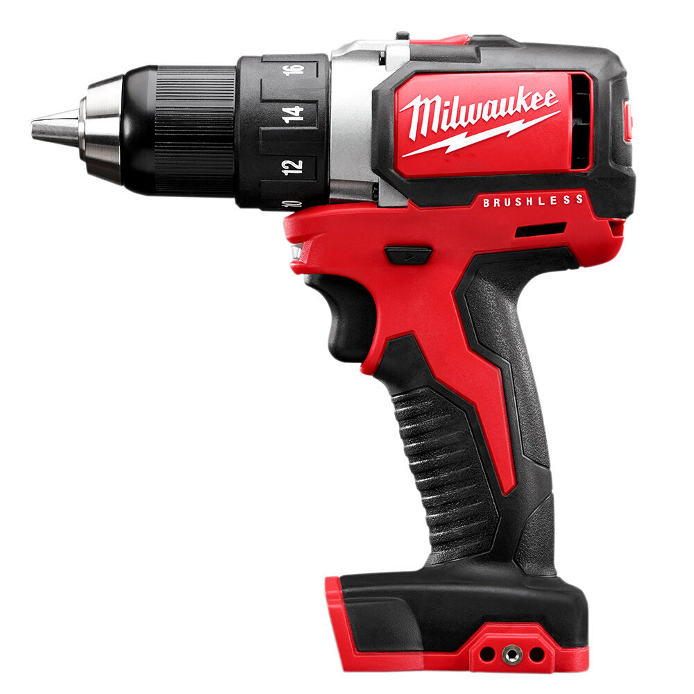 milwaukee 2701 20 m18 18v 1 2 compact brushless drill. Black Bedroom Furniture Sets. Home Design Ideas