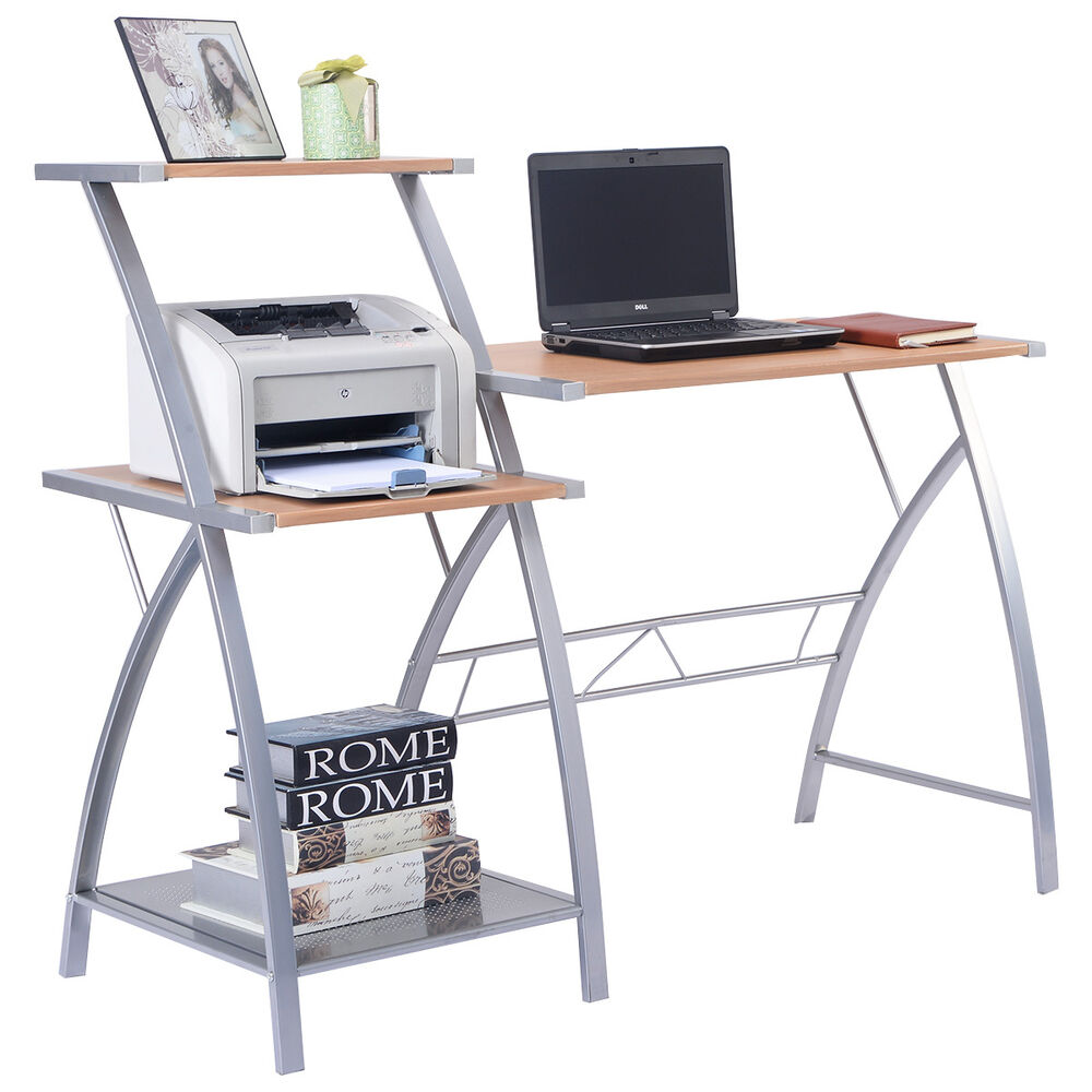Computer Laptop Writing Study Desk Table Home Office