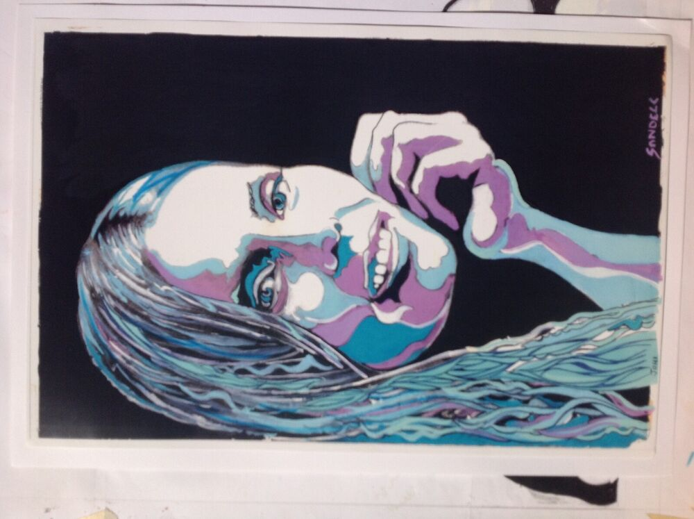 Joni Mitchell Paintings For Sale Ebay
