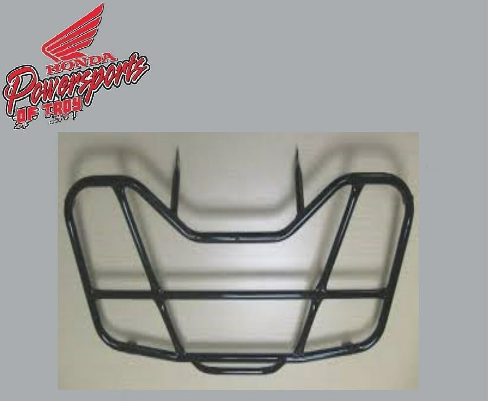 New Oem 01 02 03 04 Trx 500 Rubicon Fa Front Luggage Rack Carrier 81100 Hn2 000 Ebay