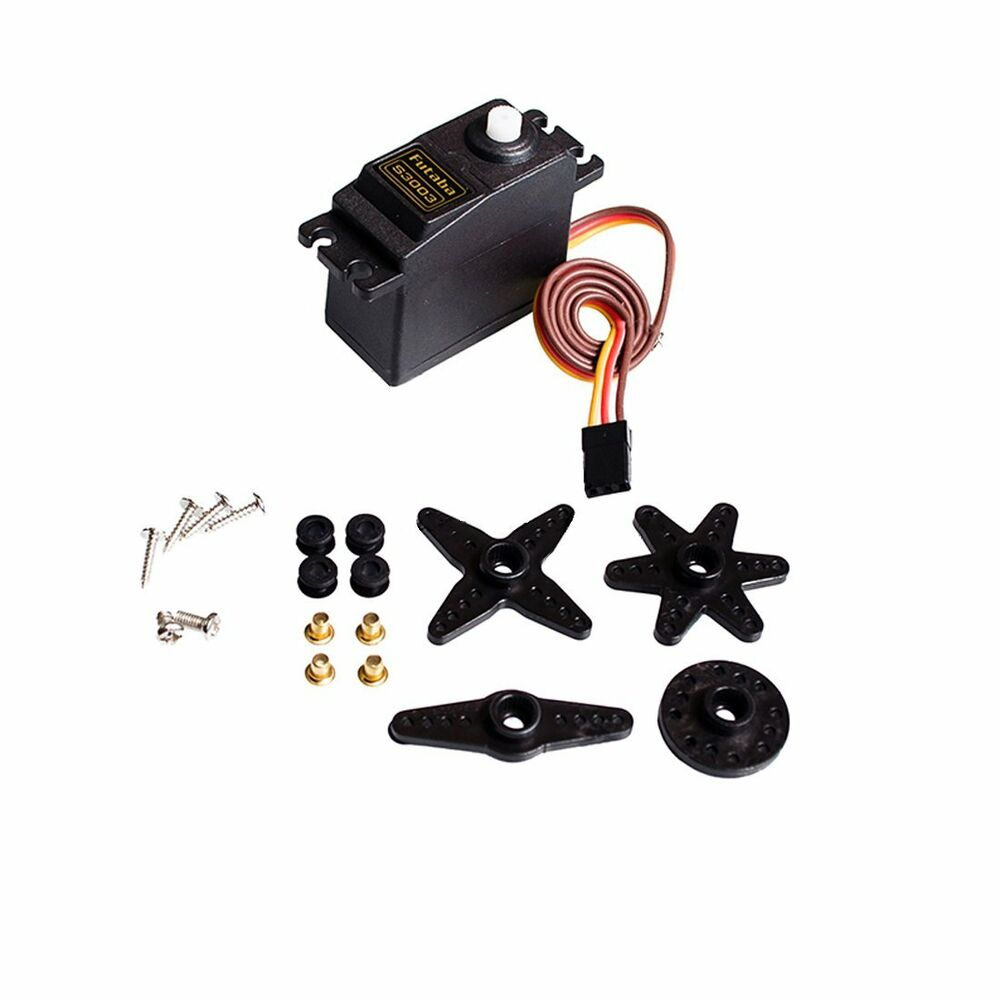 Big Torque Futaba S3003 Servo Motor For Rc Helicopter