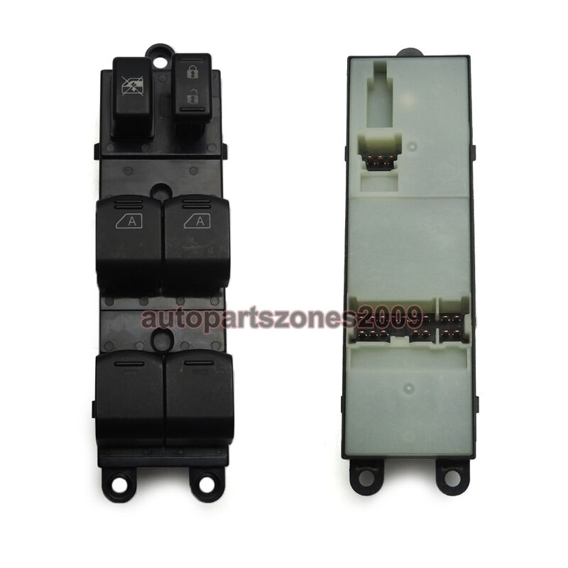 Master power window switch for nissan armada titan crew for 2000 nissan quest power window switch