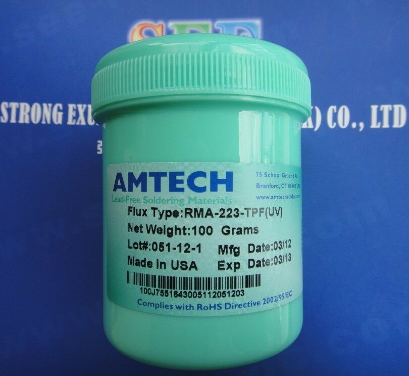223ASM 218 RMA-559 Soldering Paste Flux Grease Solder iron 100g BGA IC Reballing